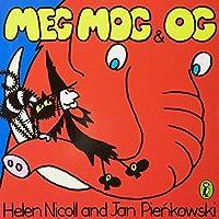 Meg, Mog and Og (Meg and Mog) by Helen Nicoll(2003-09-04)