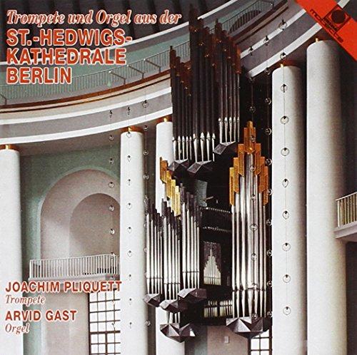 Trompete und Orgel aus der St. Hedwigs-Kathedrale Berlin