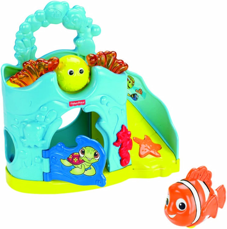 FisherPrice Amazing Animals Disney's Nemo Rollin' Round Ramp