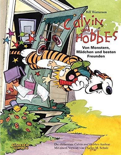 Calvin und Hobbes: Sammelband 1: Von Monstern, Mädchen und besten Freunden