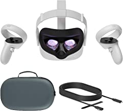 2020 Oculus Quest 2 férias All-In-One VR Headset 256GB Natal da família Bundle, Advanced Vitual Reality Gaming Headset, My...