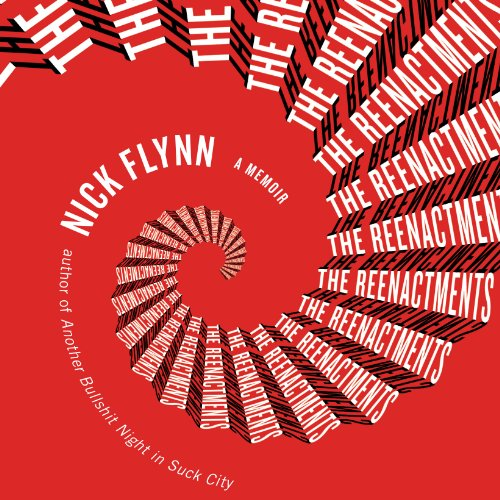 The Reenactments audiobook cover art