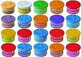 6 L&D Organic Scents Duftdosen fürs Auto MIX DIR WAS nach freier Duftwahl