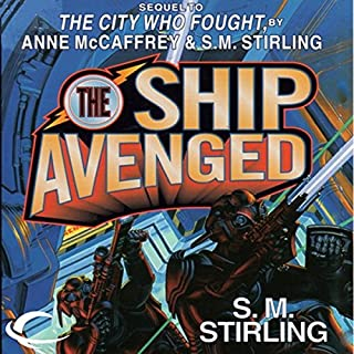 The Ship Avenged cover art