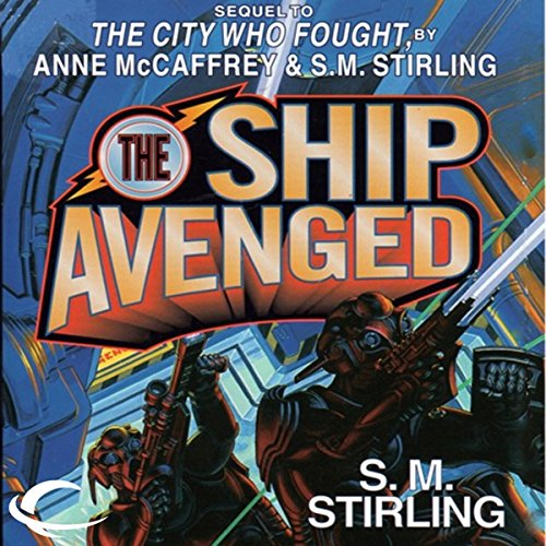 The Ship Avenged audiobook cover art