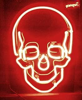 iecool Skull Neon Sign 17