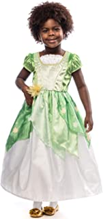 Little Adventures Classic Lily Pad Princess Dress Up Costume