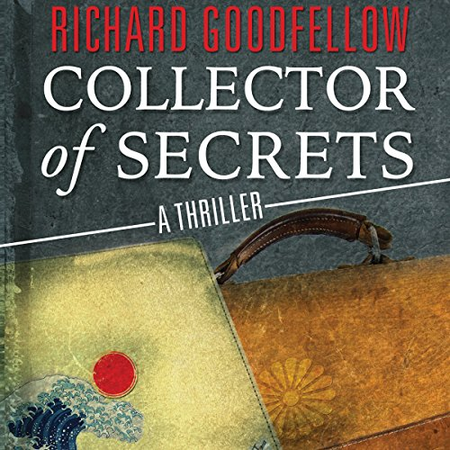 Collector of Secrets audiobook cover art