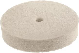 75 mm KWB 49511300 Disco fieltro para taladro Blanco
