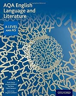 AQA English Language and Literature: A Level and AS (AQA A Level English 2104)