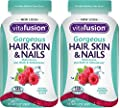 Vitafusion EHJayX Gorgeous Hair, Skin & Nails Multivitamin, 135 Count (Pack of 2)