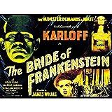 Wee Blue Coo Movie Film Sequel Bride Frankenstein Karloff