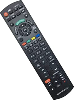 ALLIMITY N2QAYB000752 SUB N2QAYB000572 vervangende afstandsbediening voor Panasonic Viera LCD LED TV TX-32LE60F TX-32LE60F...
