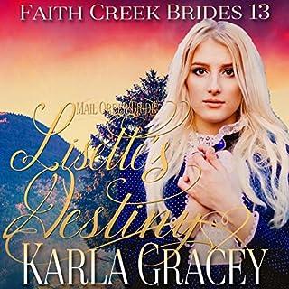 Mail Order Bride - Lisette's Destiny audiobook cover art
