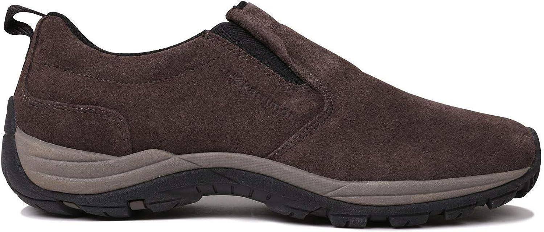 Official Karrimor Moc Walking shoes Mens Brown Hiking Footwear Boots