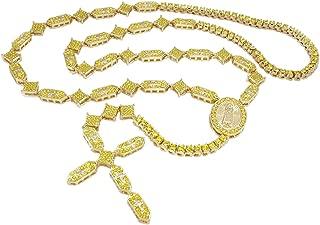 Best rosario de oro 14k precio Reviews