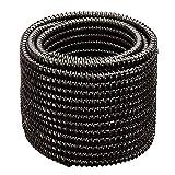 HydroMaxx Non Kink, Corrugated, Flexible PVC Water...