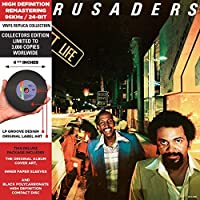 Street Life - Cardboard Sleeve - High-Definition CD Deluxe Vinyl Replica - IMPORT by The Crusaders