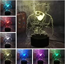 LED nachtverlichting 3D illusie nachtkastje lamp 39 kleuren veranderende slapen verlichting Smart Touch Button verjaardags...
