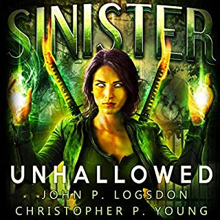 Sinister: Unhallowed cover art