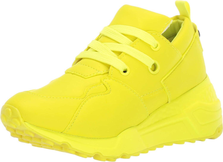 Steve Madden Unisex-Child Cliff Sneaker