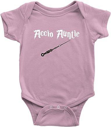 5a7233b88 Teehub Accio Auntie Baby One-Piece Bodysuit