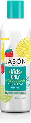 new arrival JASON popular Kids Only! Extra Gentle high quality Shampoo, 17.5 Ounce Bottle sale