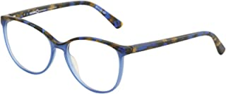 Women's Eyeglasses Lima BLBZ Blue/Bronze Optical Frame 53mm