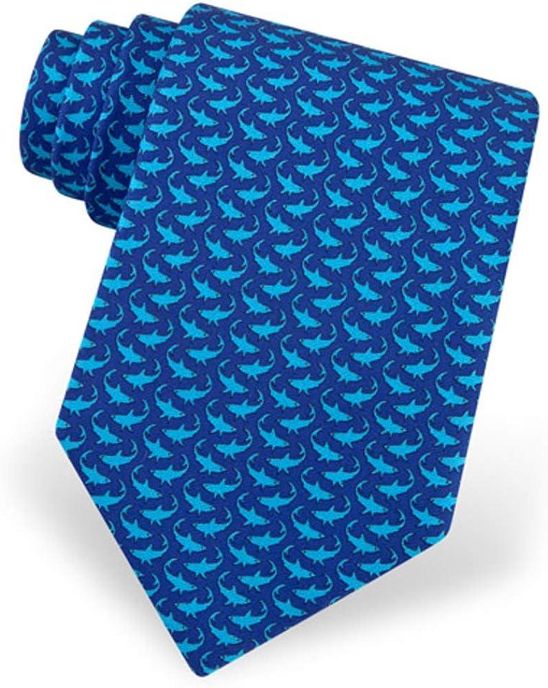 Novelty Pattern Imported Silk Tie