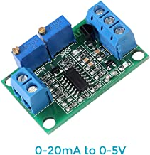 Best 4-20ma to 0-5v converter module Reviews