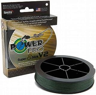 PowerPro 31500801500E SSV2 80 Lb 1500 Yd Moss Green, one Size