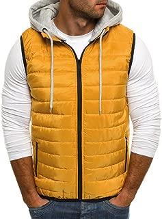 Best hooded zipper vest Reviews