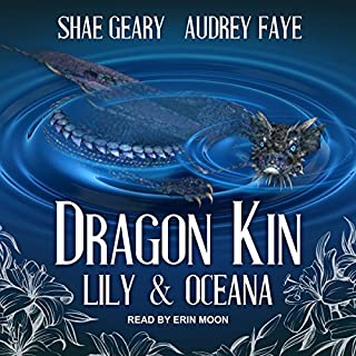 Lily & Oceana audiobook cover art