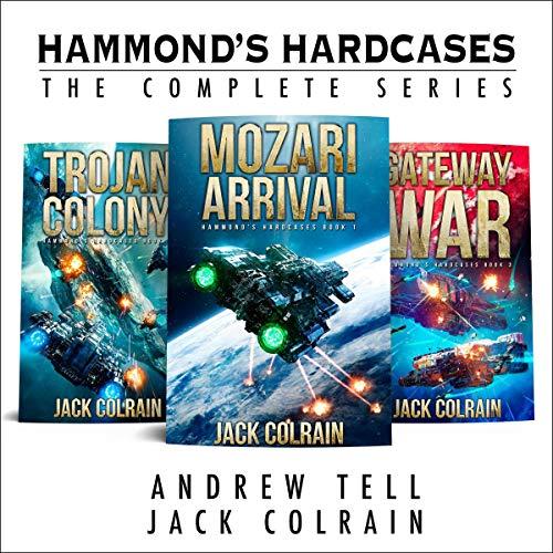 Hammond's Hardcases cover art