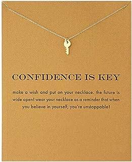 simple y necklace