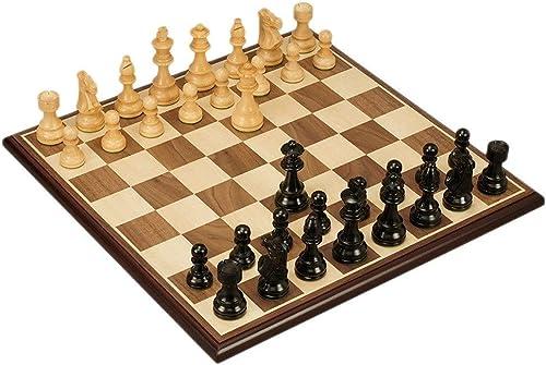 Envío rápido y el mejor servicio DUOER home Ajedrez Juego de Tablero de ajedrez ajedrez ajedrez Internacional de Madera de Alta Qulity Juego de Mesa Palabra de ajedrez Juegos de Mesa (Color   C)  ¡envío gratis!