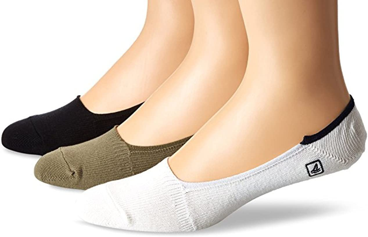 Sperry Men's Skimmer Liner Sock with a Helicase sock ring