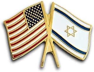 Best usa israel lapel pins Reviews