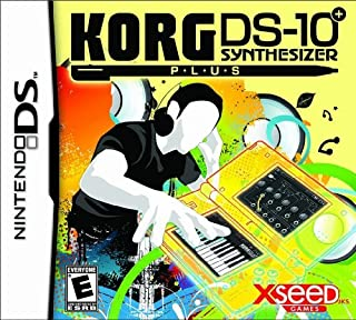 KORG DS-10 Plus by Xseed