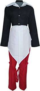 Iori Yagami Uniform Outfit Classic Fighting Game Clothing Cosplay Costume