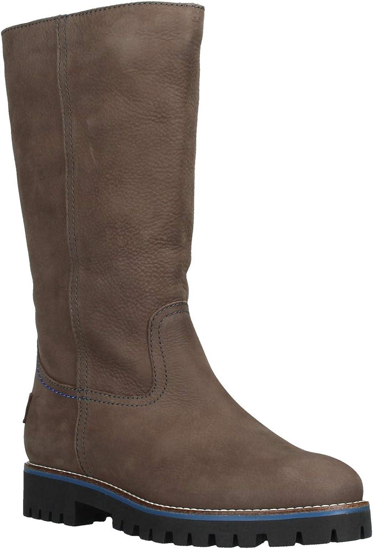 Panama Jack Damen Stiefel Tania B10 Nobuck grau Tania B10 Nobuck grau braun 182031