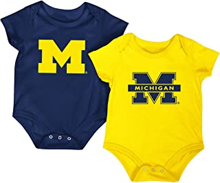 ... Sports Fan Baby Creepers   Rompers · Colosseum NCAA Short Sleeve Baby  Bodysuit 2-Pack-Newborn and Infant Sizes 869883c64