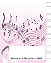 Best treble clef staff paper Reviews