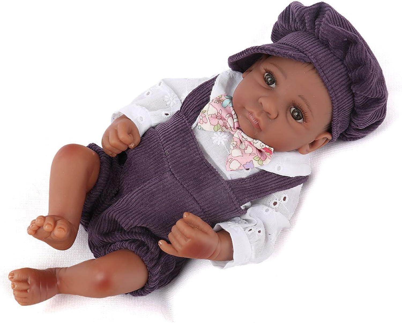 LZTET Nicer Reborn Baby Puppe Weiche Simulation Silikon Vinyl 30 cm Magnetische Mund Lebensechte Toy Boy Eyes Open B07FQFPVJZ Modernes Design  | Rabatt
