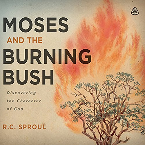 Couverture de Moses & the Burning Bush Teaching Series