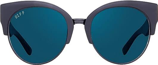 Diff Eyewear: Stella - Designer Cat Eyes Sunglasses - 100% UVA/UVB