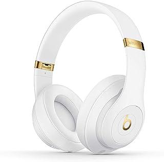 Beats Studio3 Wirelessワイヤレスノイズキャンセリングヘッドホン-Apple W1ヘッドフォンチップ、Class 1 Bluetooth、アクティブノイズキャンセリング機能、最長22時間の再生時間- ホワイト