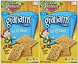 Keebler Graham Crackers - Original - 15 oz - 2 pk