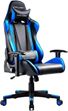 GTRACING Gaming Chair Racing Office Computer Game Chair Ergonomic Backrest and Seat Height Adjustment Recliner Swivel Rock...