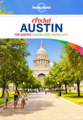 Lonely Planet Pocket Austin (Travel Guide) (English Edition)